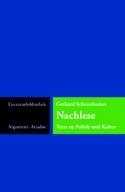 Nachlese – Texte zu Politik und Kultur